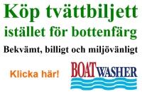 Köp en båtbottentvätt.